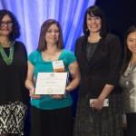 Hannah's Treasure Chest Executive Director, Sarah Williams, Receives National Nonprofit Award